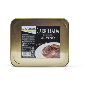Carrillada de cerdo - ROGUSA