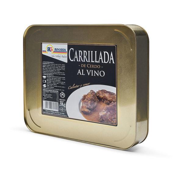 Carrillada de cerdo - ROGUSA