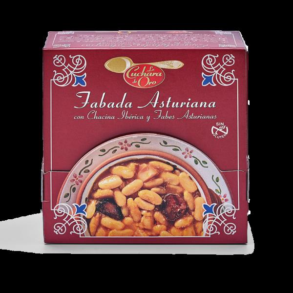 Fabada asturiana - Cuchara de oro - ROGUSA