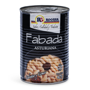 Fabada asturiana en lata - ROGUSA