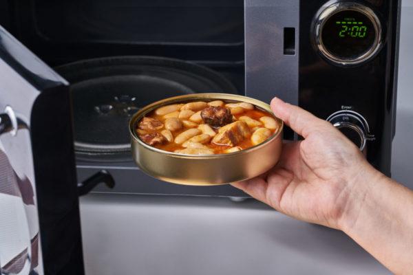 Microondas Fabada asturiana - Cuchara de oro - ROGUSA