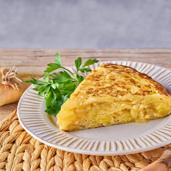 Presentación Tortilla española en lata - ROGUSA