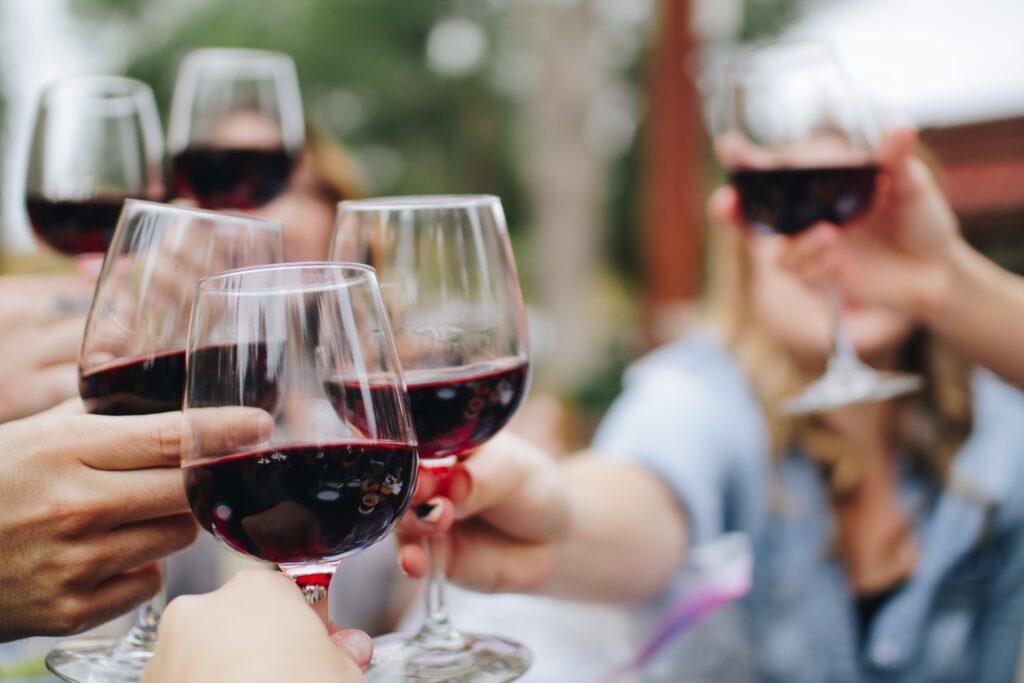 Brindando con vinos de Valencia